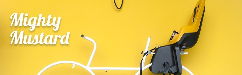 New Trend Color Mighty Mustard Bobike